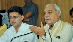 Hooda accuses BJP of pursuing 'vendetta politics'