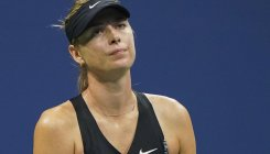 Defeat not a big setback: Sharapova: