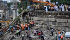 Bridge collapse kicks off political slugfest in WB