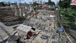 Kolkata bridge collapse: toll rises to three