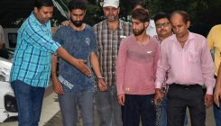 MTech student among 2 J&K youths held on terror charges
