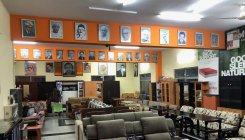 Store honours artistes, writers