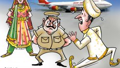 Fly-by-night NRI grooms' passport to be impounded