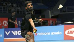 Srikanth out, India's campaign ends in Japan Open