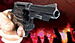 SP leader shot dead by wife's paramour in UP
