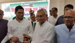 Poll strategist Prashant Kishor joins Nitish's JD(U)
