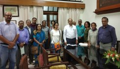 Indiranagar residents meet chief secretary