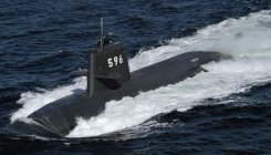 Japan conducts first submarine drill in South China Sea