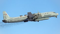 Russian military jet disappears from radar off Syria