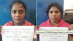 Women gang arrested for kidnap, robbery