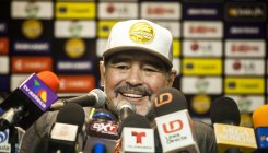 Maradona kicks off a 'beautiful dream'