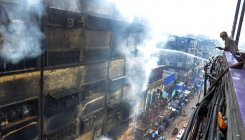 Bagree Market fire completely under control