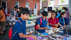 Kids' lit festival opens on Sept 27