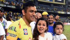 Daughter changed me as a person: Dhoni
