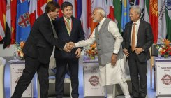 India a bright spot in global economy: PM