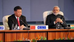 Cong hits out at PM for not raising Doklam at BRICS