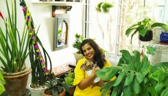 Home gardening making a comeback, but indoors