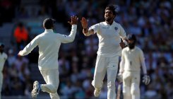 Bowlers lead Indian fightback