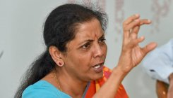 India not lowering guard on border with China: Nirmala