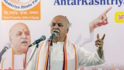 Modi has gone back on Ram temple Togadia
