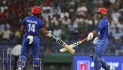 Rashid stars in Afghan's 136-run win against Bangladesh