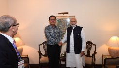 PM Modi holds 'productive talks' with Thai counterpart