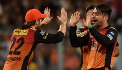 Williamson hails Sunrisers' fighting spirit, praises Rashid
