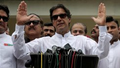 India 'arrogant' for cancelling rare meeting: Imran