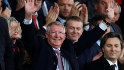 Ferguson returns to Old Trafford