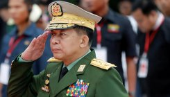 Myanmar army chief defiant after UN 'genocide' probe