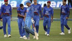 Asia Cup: India, Afghanistan super four match tied