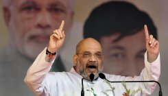 Congress the only one place for idiocy: Amit Shah