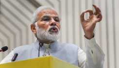 Modi to hard sell Swachh Bharat mission as global model