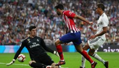 Courtois shines in Madrid stalemate