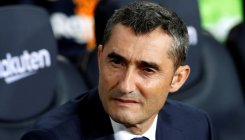 Valverde accepts blame for Barca draw