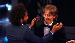 Modric ends Ronaldo-Messi era; crowned world's best