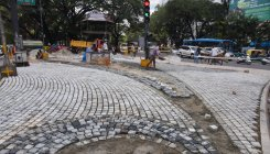 Now, cobblestones to adorn Jayanagar and Hudson Circle