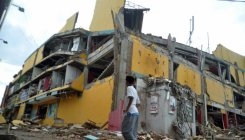 Indonesian quake recorded in Richter scale at Galibeedu