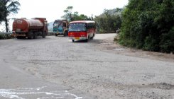 Buses begin to ply on Shiradi Ghat