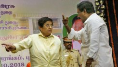 Puducherry MLA moves privilege motion against Bedi