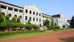 St Aloysius ranked 3rd cleanest campus in India