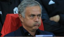United form unacceptable: Mourinho