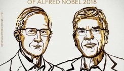 Nobel Economics Prize for William Nordhaus, Paul Romer