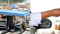 Toll on SHs begins; plazas set up on five highways