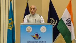 Ultras pushing limits to hit aviation sector: Rajnath