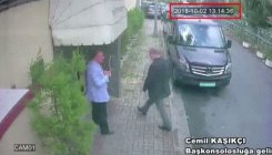 Turkish TV releases CCTV in missing Saudi scribe case