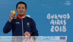 Jeremy claims India's first Youth Olympics gold