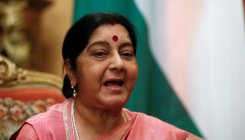 Sushma Swaraj urges SCO members to fight terrorism