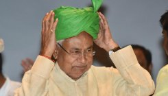 Join politics for public service, not gains: Nitish