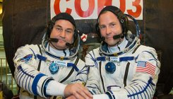 Aborted launch astronauts to go to space next spring